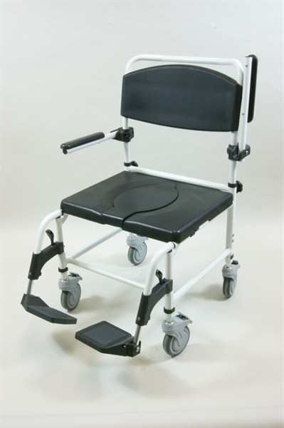 MT210 Mediatric Shower Commode Chair Cefndy Healthcare