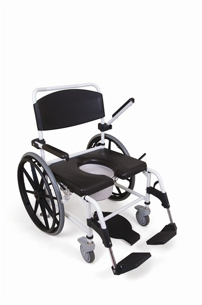 MT212 Mediatric™ Self Propelled Showering Toileting Commode Chair