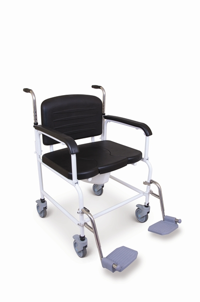 x399 bariatric toileting shower chair