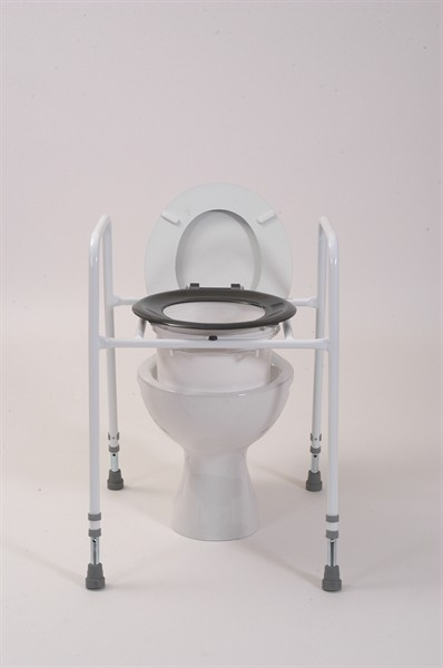 T80 Raised Toilet Seat Frame Cefndy Healthcare