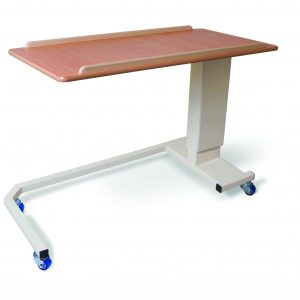 r& fall table with blue castors