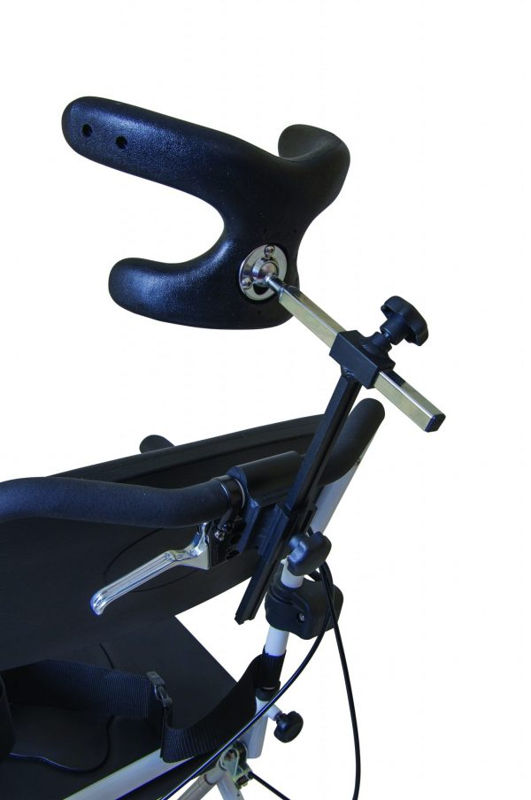 headrest on tilt in space chair