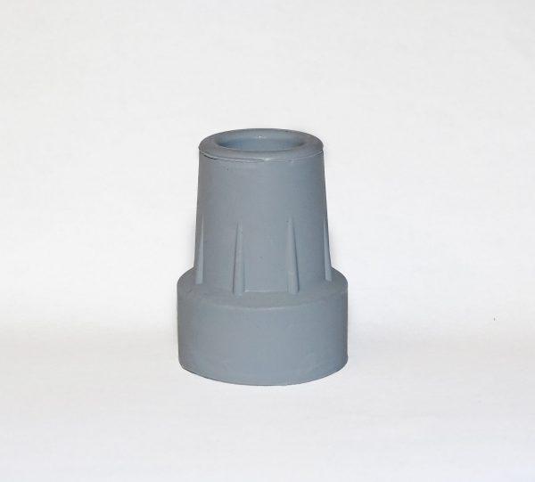 grey crutch tip