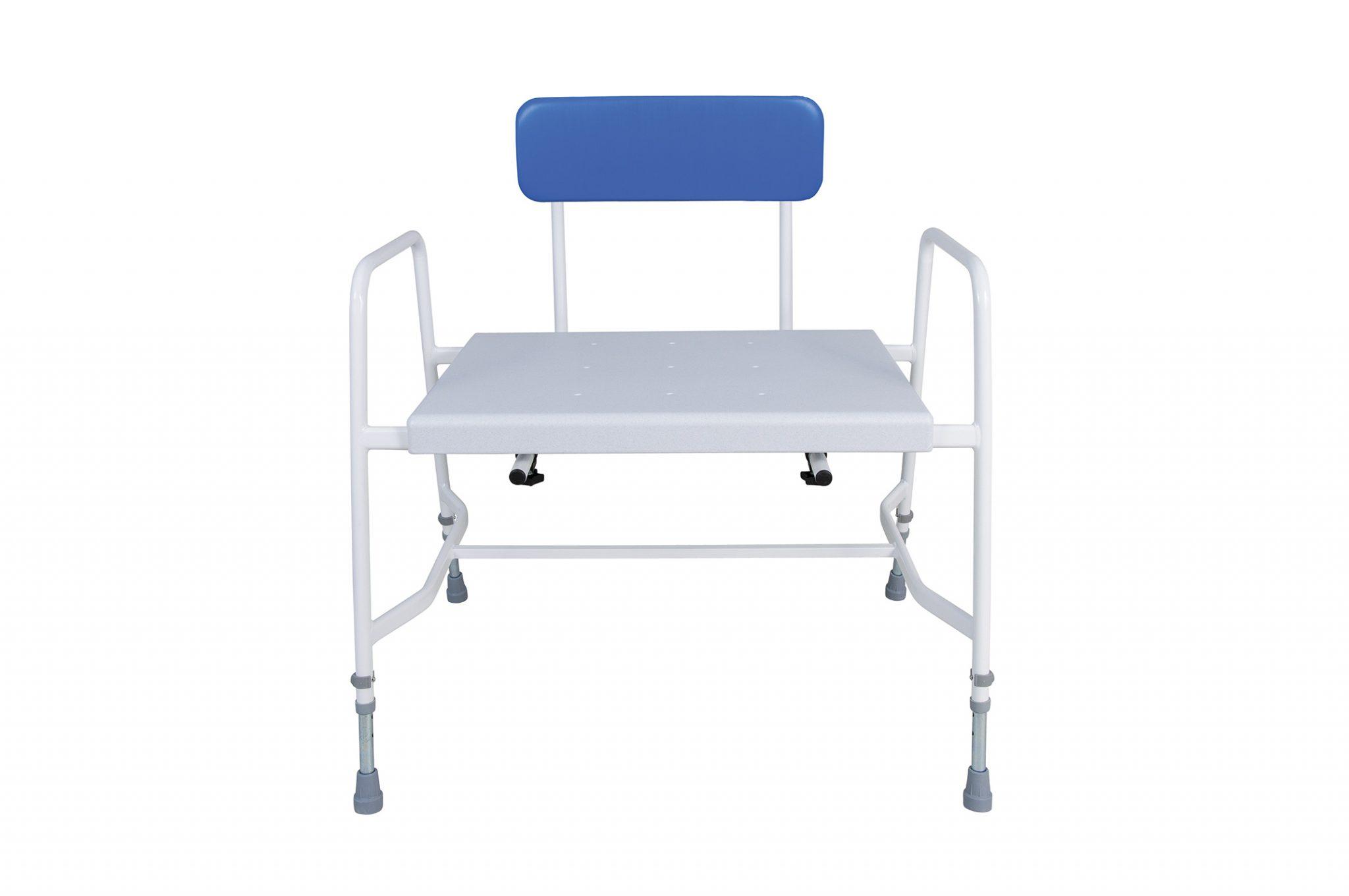 X281 Bariatric Shower Chair - Cefndy Healthcare