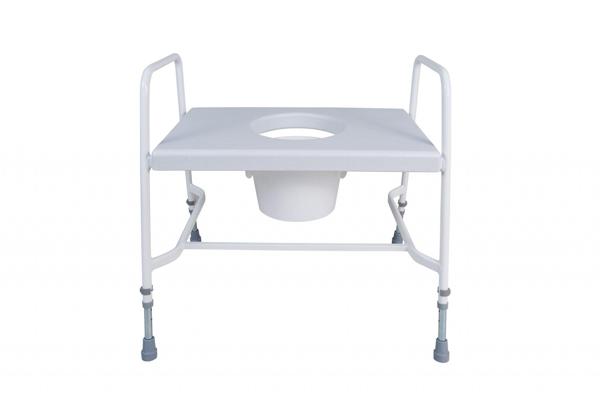 X152 Bariatric Raised Toilet Seat Cefndy Healthcare
