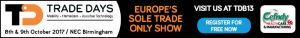 cefndy trade days 2017