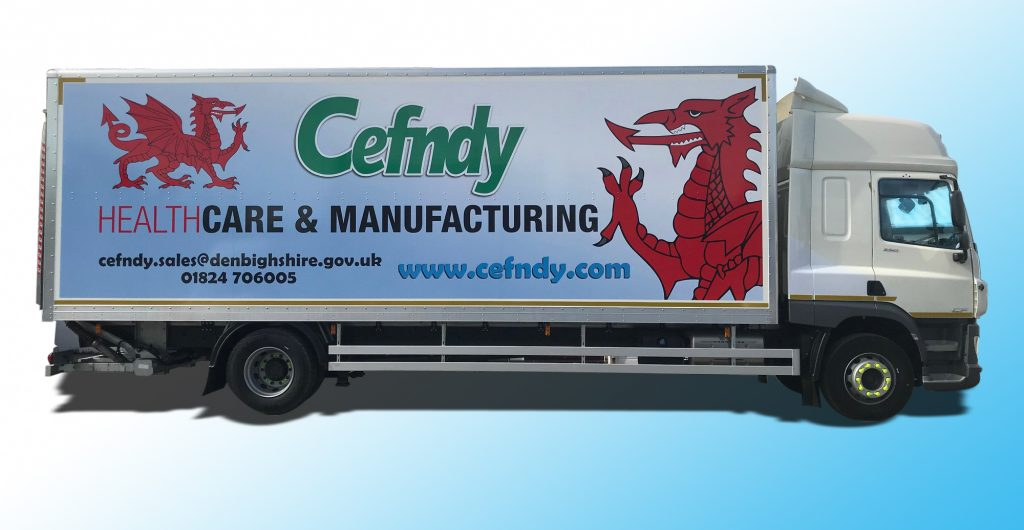 Cefndy Truck